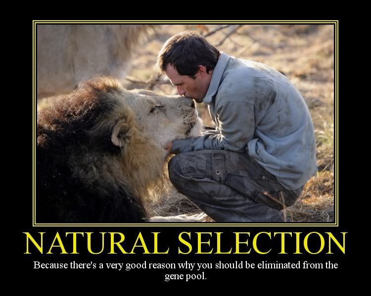 Natural Selection Motivational