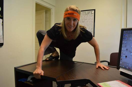 mudder - headband monday - me