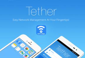 Image result for TP link tether