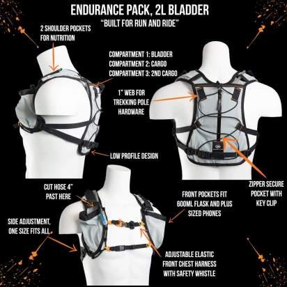 endurance pack