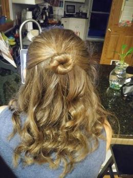 L - hair