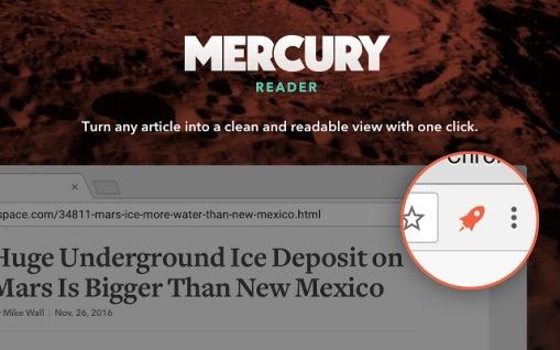 mercury reader
