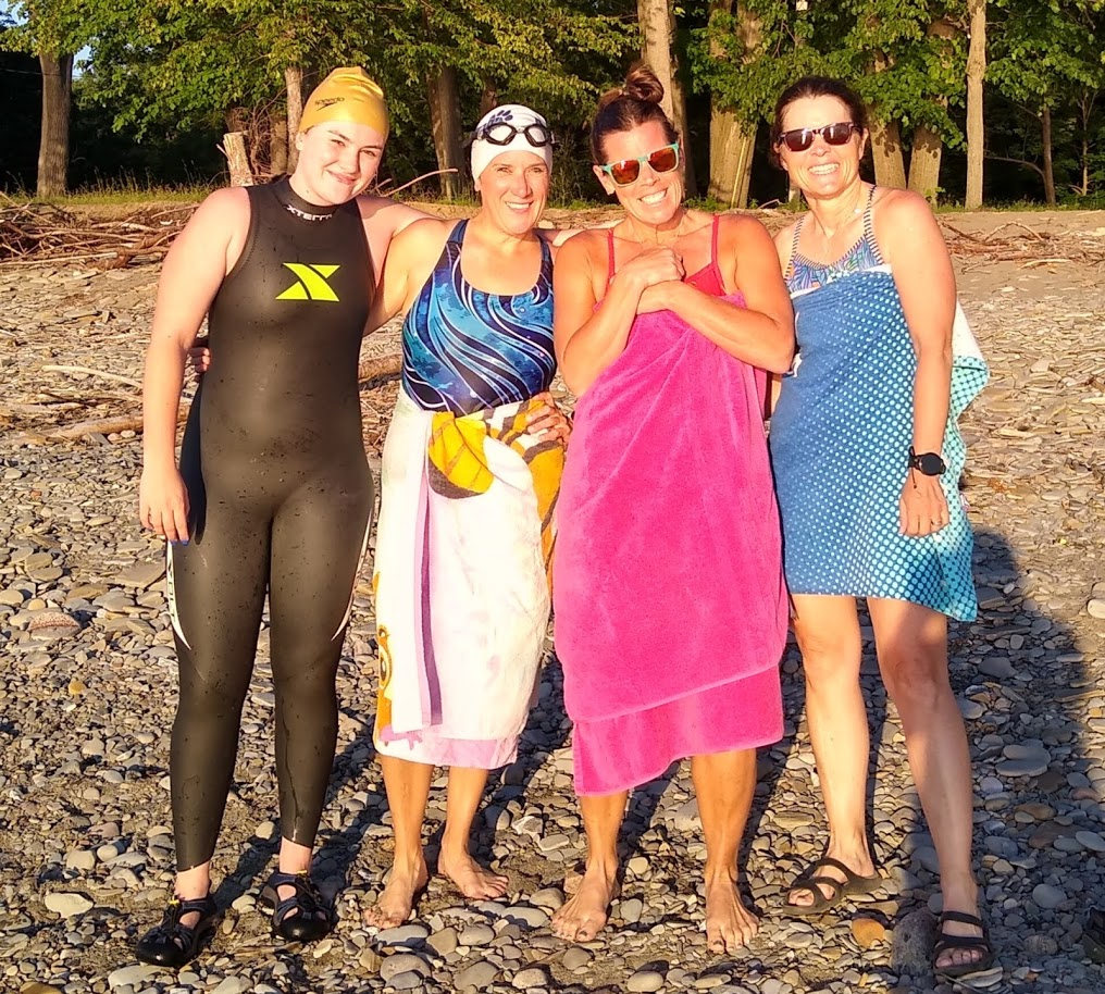 open water at 20 mile